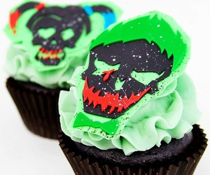 cupcake and suicide squad image