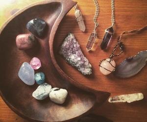 amethyst, chakra, and crystals image