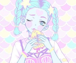 kawaii, pastel, and art image