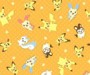 pokemon, plusle, and minun image