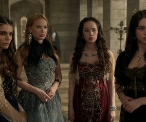queen mary, reign, and lady greer image