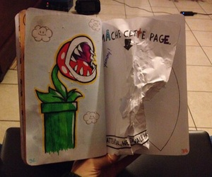 wreckthisjournal and saccagececarnet image