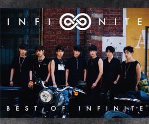 infinite, hoya, and myungsoo image