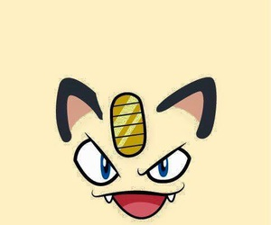 pokemon, wallpaper, and meowth image