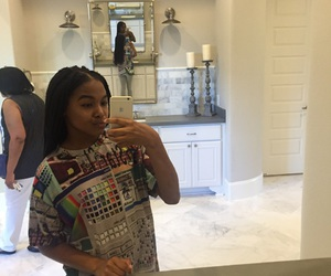 black girl, goals, and house image