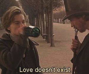 love, leonardo dicaprio, and quotes image