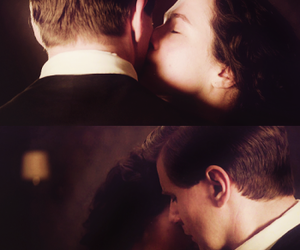 downton abbey, kiss, and sybil image
