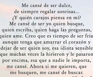 amor, dulce, and frases image