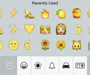 yellow, emojis, and emoji image
