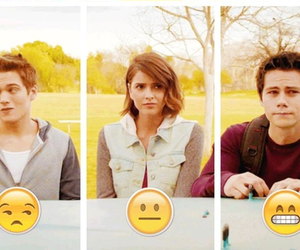 teen wolf, dylan sprayberry, and shelley hennig image