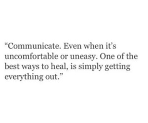 quotes, communicate, and life image
