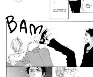 yaoi manga, yaoi, and bl image