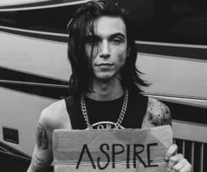 bands, andy bvb, and Hot image