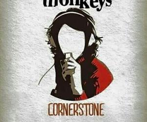 arctic monkeys, alex turner, and cornerstone image