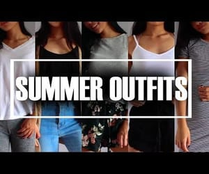 outfits, outfit ideas, and video image