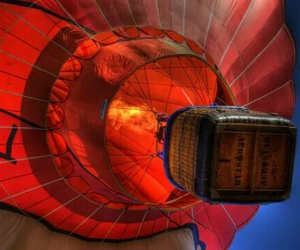 facebook, perspective, and hot air balloon image