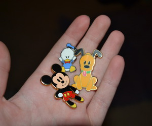 mickey mouse, disney, and donald duck image