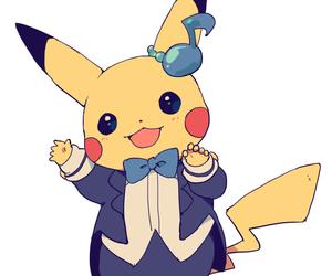 adorable, pokemon, and pikachu image