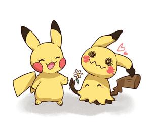 pikachu, pokemon, and Relationship image
