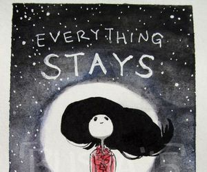 adventure time and everything stays image