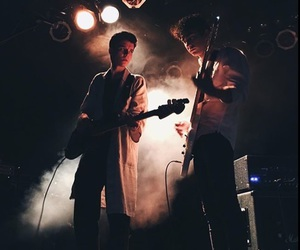 guitar and asa butterfield image