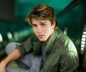 actor, cute boy, and adorable eyes image