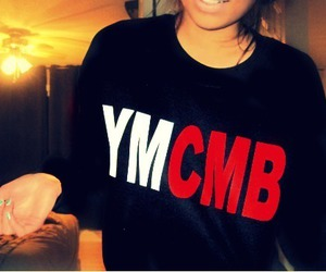 ymcmb, girl, and swag image