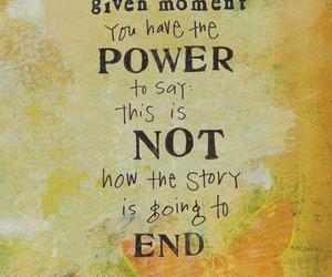 quotes, power, and life image