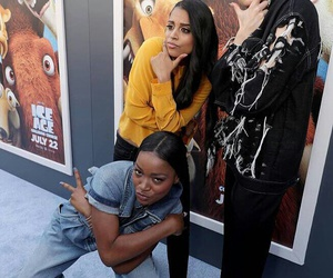 jessie j, lilly singh, and ice age image