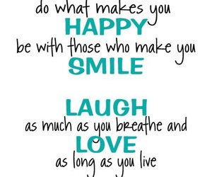 happy and live image