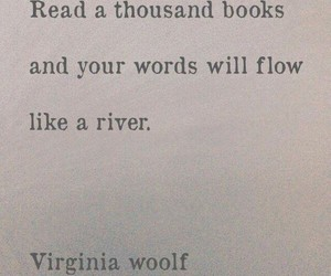 words, book, and flow image