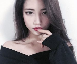 asian girl, ulzzang, and cute girl image