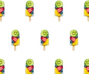 FRUiTS, icecream, and iphone image