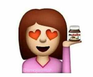 i love nutella image