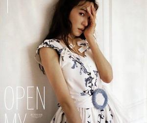 snsd, elle korea, and tiffany image