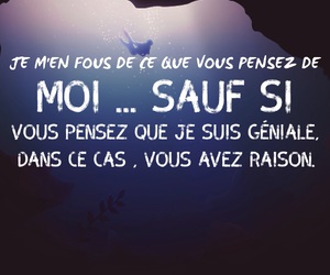 french, quote, and plz image