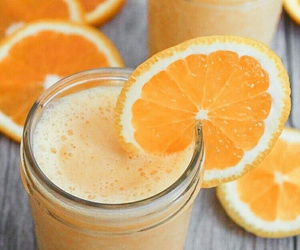 orange, food, and drink image
