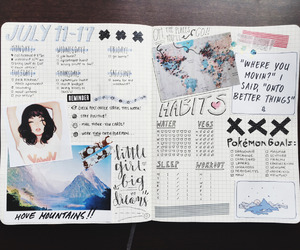 journal and pretty image