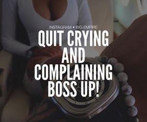 boss, inspiration, and motivation image