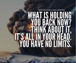 limits, motivation, and quotes image