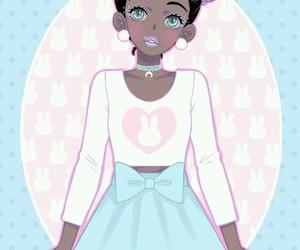 pastel, kawaii, and cute image