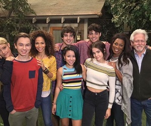 family and the fosters image