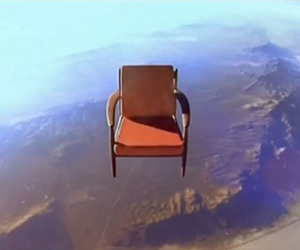 chair and sky image
