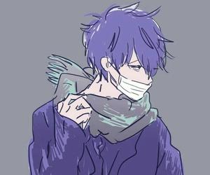 art, anime boy, and beautiful image