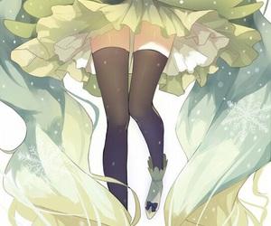 anime, hatsune miku, and vocaloid image