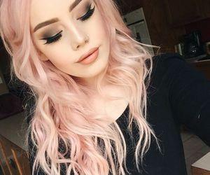 hair, beauty, and beautiful image