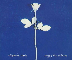 depeche mode and enjoy the silence image