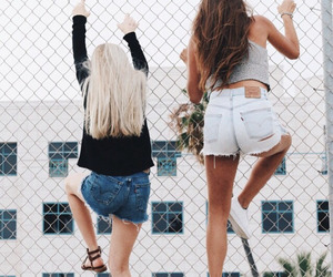 friends, friendship, and tumblr image
