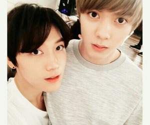 ten and hansol image