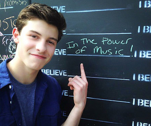 shawn mendes, believe, and music image